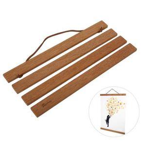 Lena 65822 Tableau magn/étique avec cadre en bois