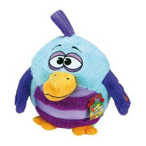 PELUCHE Peluche  sonore Kookoo Birds - turquoise / violet