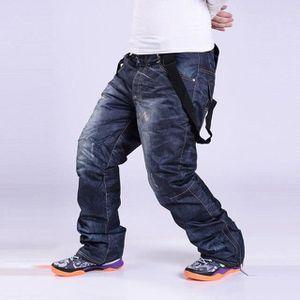 PANTALON Tongcart Pantalon De Snowboard Hommes Et Femmes Un