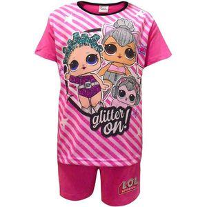 Sous Licence Filles LOL surprise poupées Long Pyjamas Pjs Rose Âge 4-10 Ans Noir