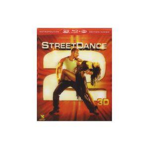 BLU-RAY FILM StreetDance 2 3D [Combo Blu-ray 3D + DVD]