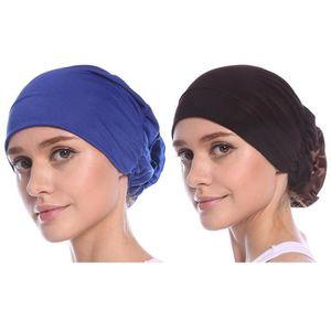Bonnet Pour Femmes Fleuri Viscose Jersey Beanie chimio Beanie Bonnet