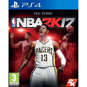 JEU PS4 NBA 2K17 PS4 MIX