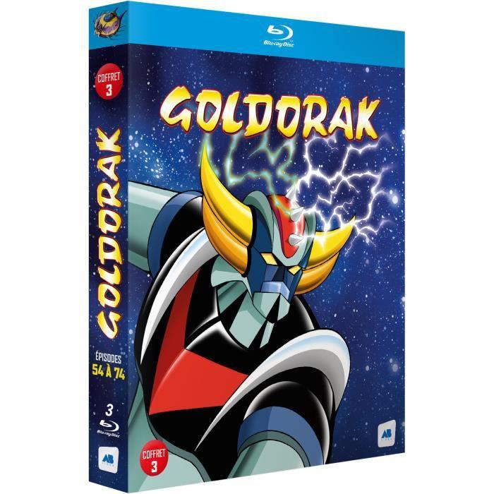 Goldorak - Partie 3 - Coffret [Blu-Ray]