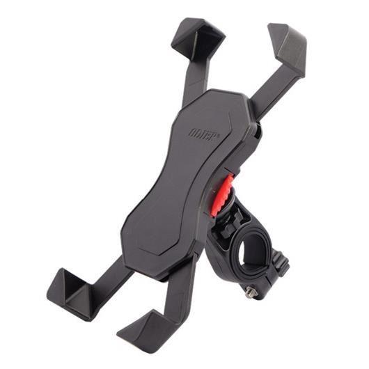 Support de vélo, pince de berceau de support de moto de support de vélo de téléphone portable universel @hanzd4247