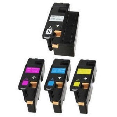 PACK DE 4 TONERS COMPATIBLE Xerox WorkCentre 6015 V N - 106R016PK4 NOPAN-INK