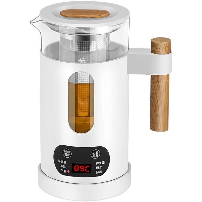 Mini bouilloire électrique conservation de la santé Pot en verre chauffage eau chaude chaudière tasse théière bouteille *HH3939
