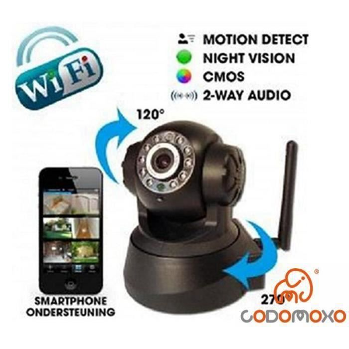 Camera de surveillance IP WIFI CL-02