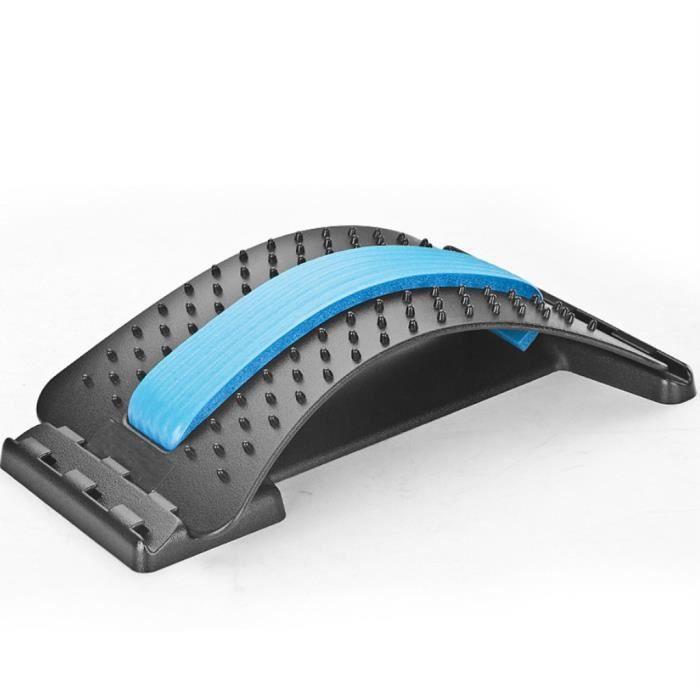 Lombaires Disque Lombaire Protrusion éTirement de la Colonne VertéBrale Dispositif de Traction Colonne de Massage Taille Maison