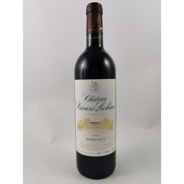 Château Prieuré Lichine 1999, Margaux, Rouge, 75 cl.