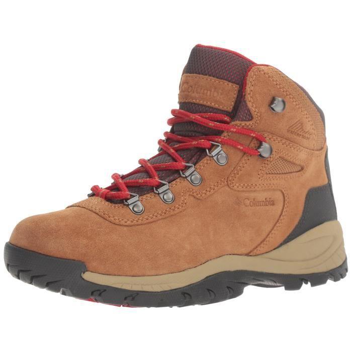 COLUMBIA Newton Ridge plus imperméable Amped Chaussures de randonnée UEGHS Taille-39