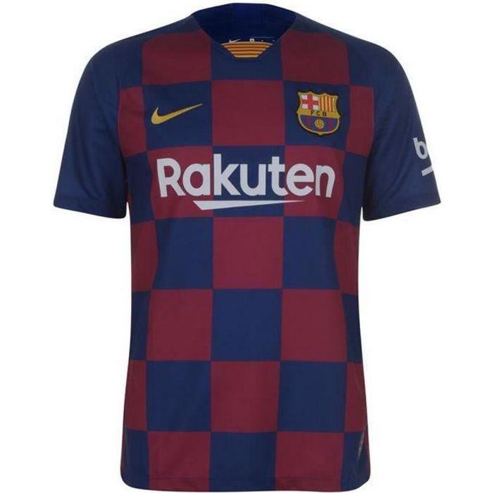 Nouveau Maillot Nike Enfant FC Barcelone Domicile 2019-2020