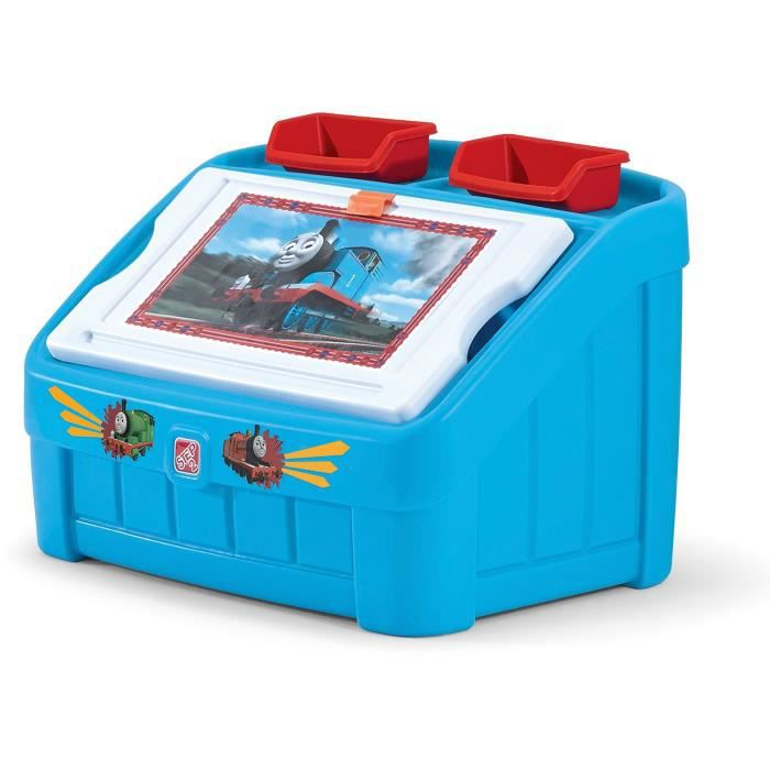 STEP2 Coffre à jouet et table - 48 cm