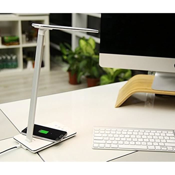 pliable lampe de bureau led dimmable avec touch control. Black Bedroom Furniture Sets. Home Design Ideas