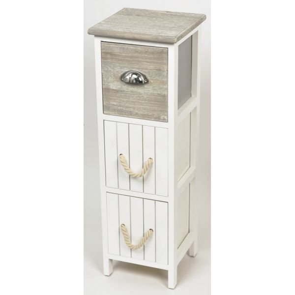 meuble 3 tiroirs achat vente colonne armoire sdb meuble 3 tiroirs cdiscount. Black Bedroom Furniture Sets. Home Design Ideas