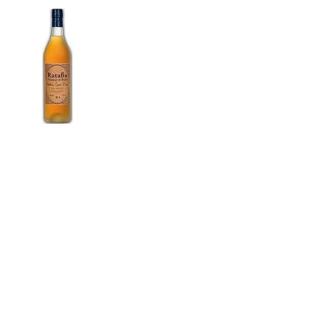 Apéritif à base de vin lot 48 aperitifs ratafia 100 cl louis roque neuf