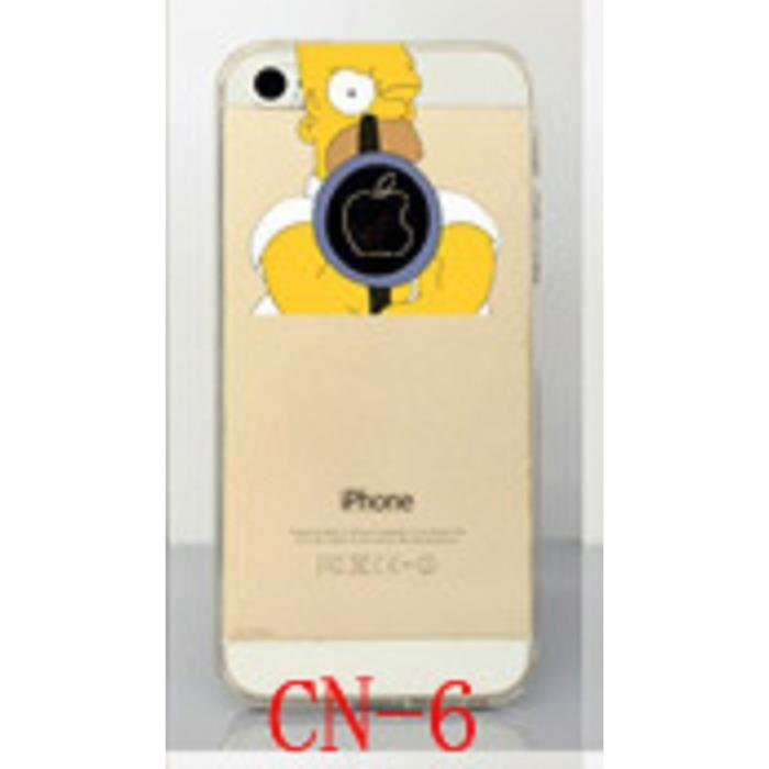 coque iphone 6 homer simpson