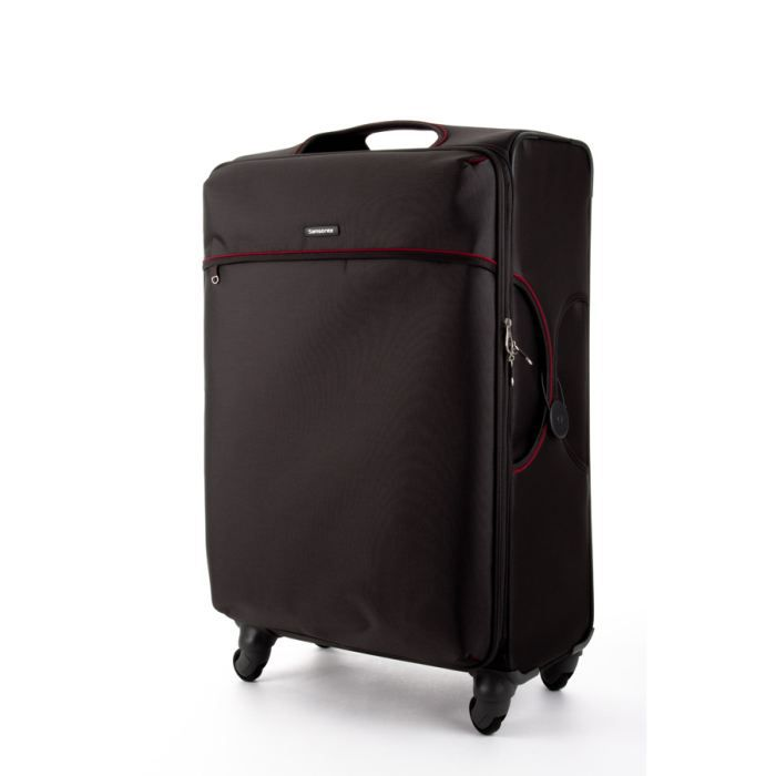 samsonite valise souple b lite fresh 79cm charcoal achat. Black Bedroom Furniture Sets. Home Design Ideas