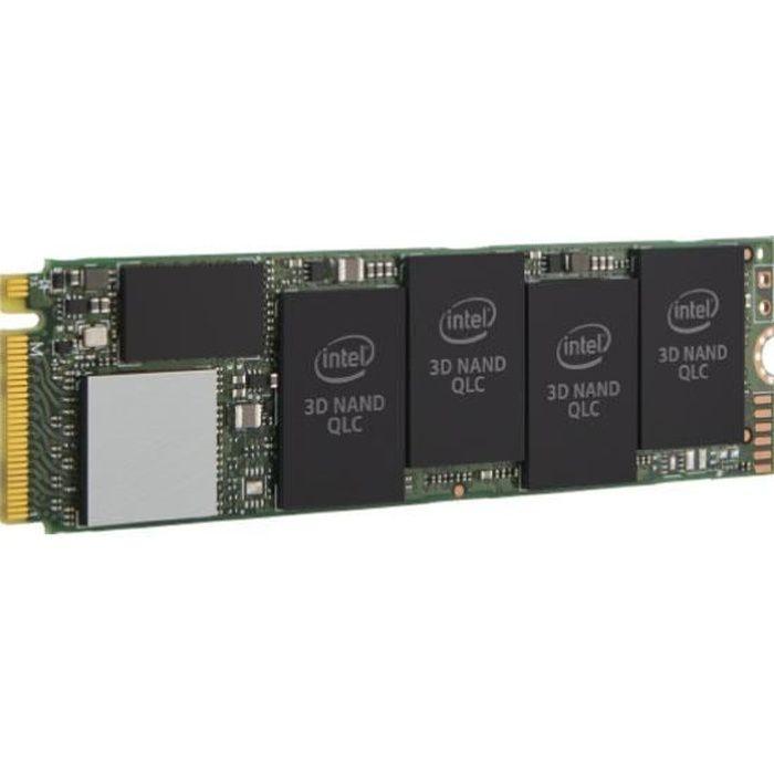 DISQUE DUR SSD Intel Intel® SSD 660p Series (2.0TB, M.2 80mm PCIe