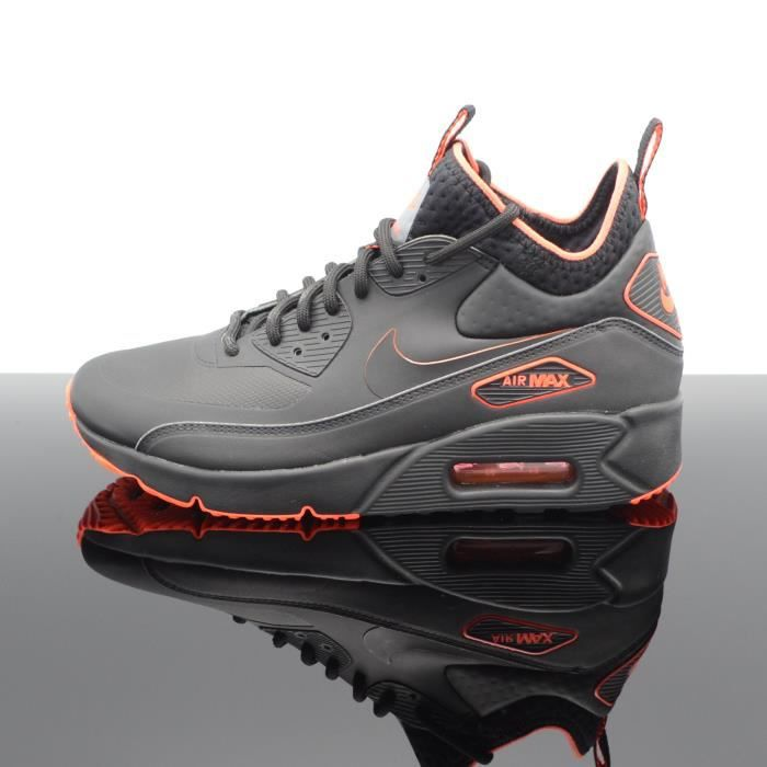 buy popular dc6d1 116df BASKET NIKE AIR MAX 90 ULTRA MID WINTER AA4423-001