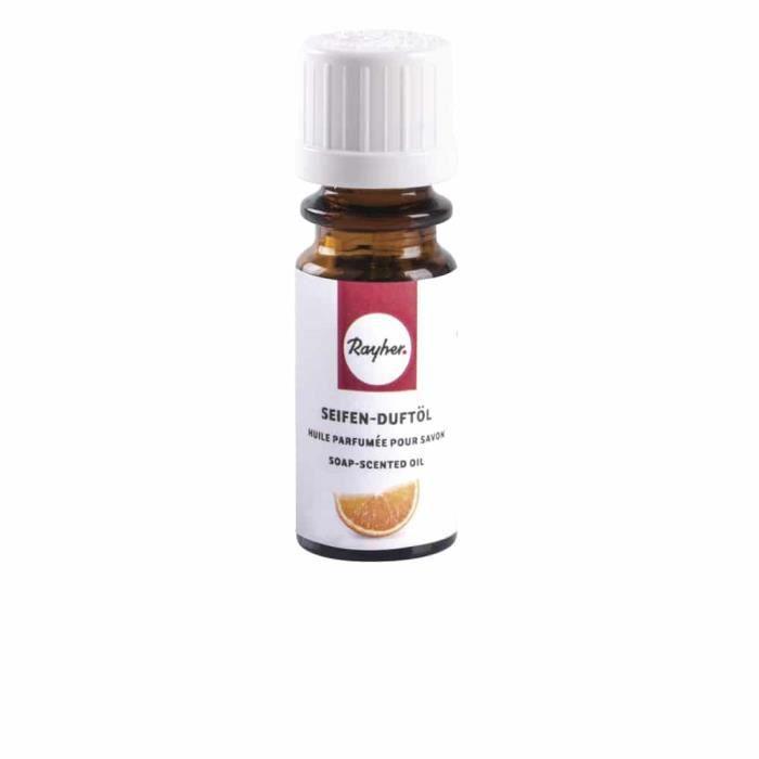 BAIN MOUSSANT - HUILE Huile parfumée pour savon Orange 10ml - Rayher Non