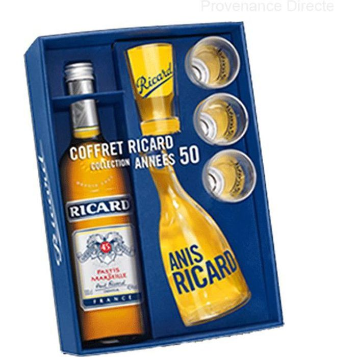 Le Bistrot - Page 5 Coffret-ricard-collection-annees-50