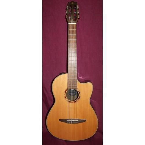 guitare classique lectro yamaha ncx900r occasion achat. Black Bedroom Furniture Sets. Home Design Ideas