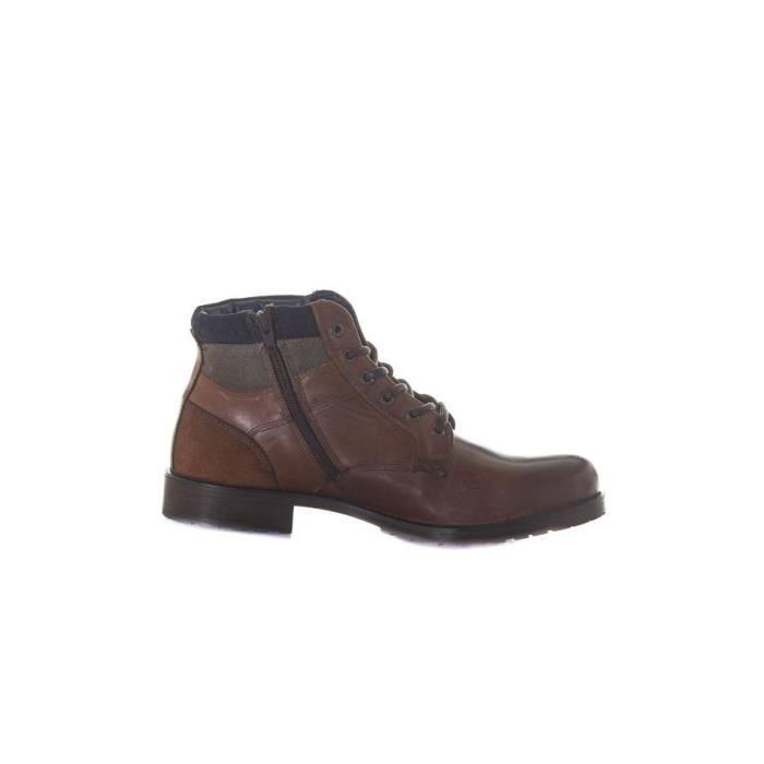 Chaussures Redskins Chaussures Erable brandy marine