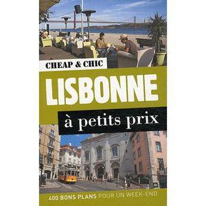 GUIDES MONDE Lisbonne à petits prix
