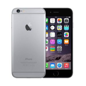 SMARTPHONE RECOND. APPLE iPhone 6 - 4.7 Pouces iOS 8 Gris 64Go - Reco