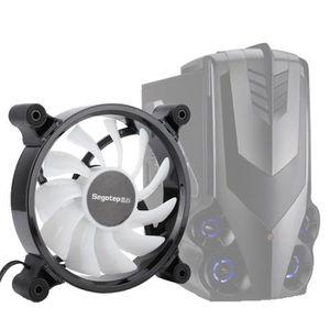 VENTILATION  ROMANTIC - CPU Mute Ventilateur De Refroidissement