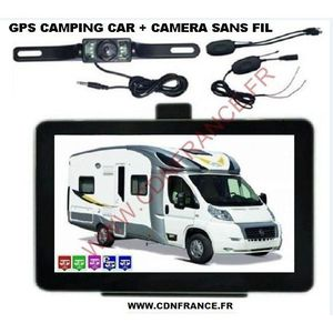 gps camping car achat vente gps camping car pas cher cdiscount. Black Bedroom Furniture Sets. Home Design Ideas
