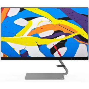 ECRAN ORDINATEUR Écrans PC Lenovo Q24i Moniteur, écran 23,8