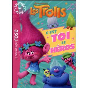 Livre Les Trolls Aventure Sur Mesure Xxl
