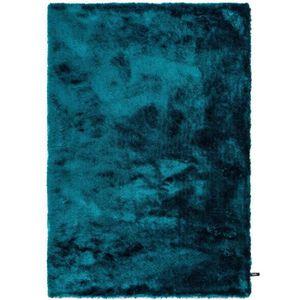 COUVERTURE - PLAID Tapis shaggy à poils longs Whisper Turquoise 120x1