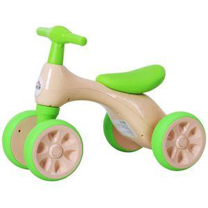 DRAISIENNE Draisienne vélo enfant 4 roues selle guidon ergono