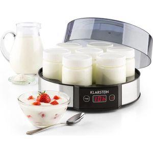 YAOURTIÈRE - FROMAGÈRE Klarstein Yaourtière pour préparation de yaourts m