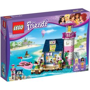 ASSEMBLAGE CONSTRUCTION LEGO® Friends 41094 Le Phare d'Heartlake City