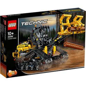 ASSEMBLAGE CONSTRUCTION LEGO® Technic 42094 La chargeuse sur chenilles