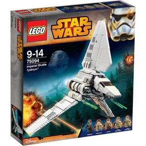 ASSEMBLAGE CONSTRUCTION LEGO® Star Wars 75094 Imperial Shuttle Tydirium™