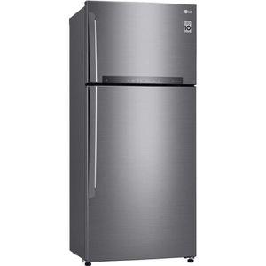 RÉFRIGÉRATEUR CLASSIQUE Réfrigérateur 2 Portes Ventilé LG EX GTD7850PS