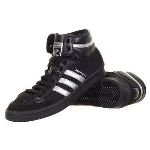 huge sale 100% authentic cute Chaussure Adidas Americana Hi 88... Noir Noir - Achat ...