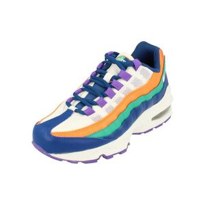 finest selection fc292 49c9f BASKET Nike Air Max 95 GS Trainers 307565 Sneakers Chauss