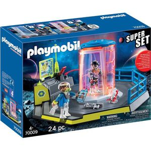 UNIVERS MINIATURE PLAYMOBIL 70009 - Galaxy Police - SuperSet Agents