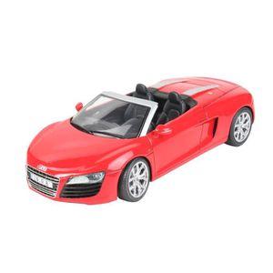 VOITURE À CONSTRUIRE REVELL Model Set Audi R8 Spyder - Maquette