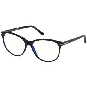 LUNETTES DE VUE Lunettes de Vue Tom Ford FT 5544-B BLUE BLOCK BLAC