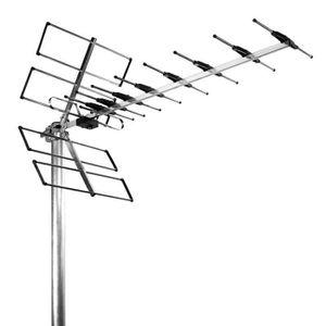 ANTENNE RATEAU Wisi - antenne uhf lte dvb-t - eb457lte