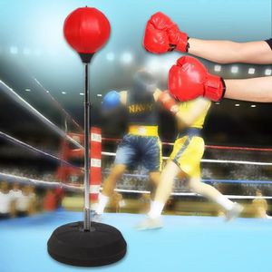 SAC DE FRAPPE Adulte boxe punch Sac Ballon d'exercice avec des g