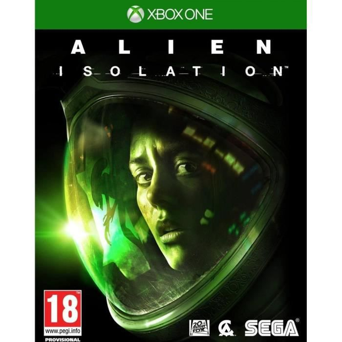 JEUX XBOX ONE Alien Isolation Jeu XBOX One