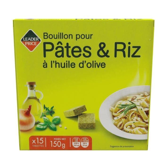[Lot de 24] Bouillon pour pâtes et riz - 150g par boite